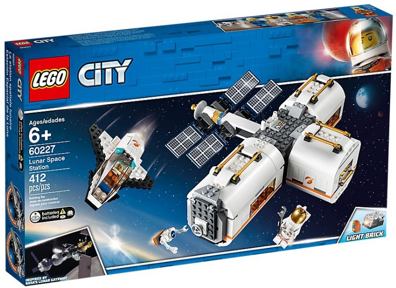 lunar space station lego review - photo #8