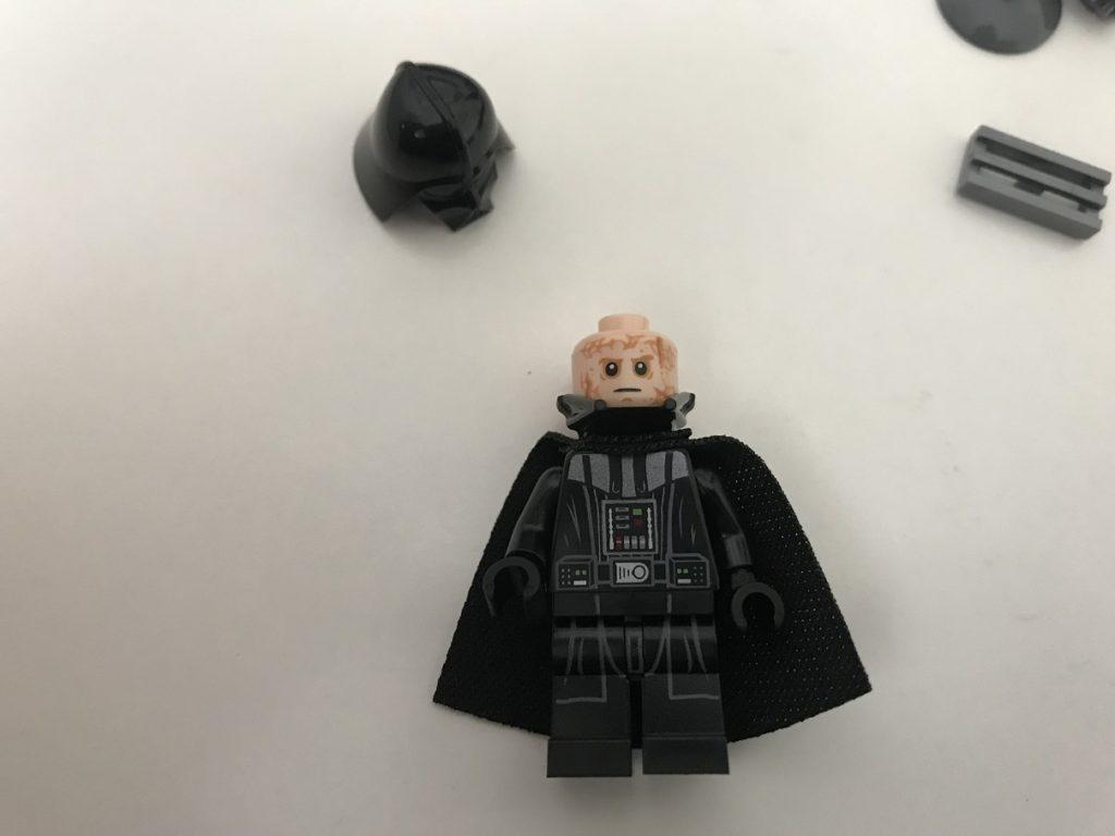 LEGO Star Wars 75183 Anakin Skywalker Transformation Minifigure