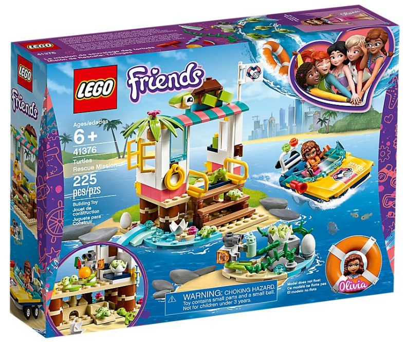 2019 Summer August Lego Friends Building Sets Amp Summer
