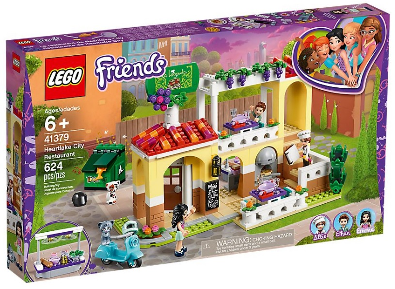 2019 Summer August Lego Friends Building Sets Amp Summer