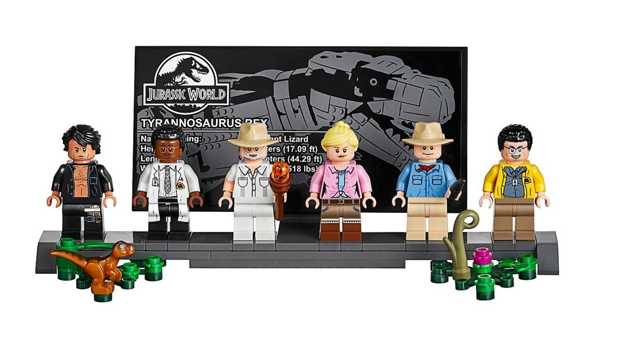 75936 Lego Jurassic Park T Rex Rampage Official Images Product