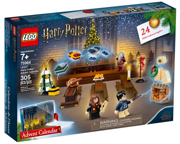 Calendario Final 2019.Usa 2019 Lego Harry Potter Advent Calendar All Other
