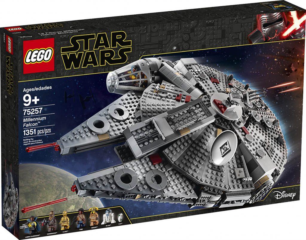 2019 Lego Star Wars Sets Rise Of Skywalker Episode 9 Movie Toys N Bricks Lego News Blog