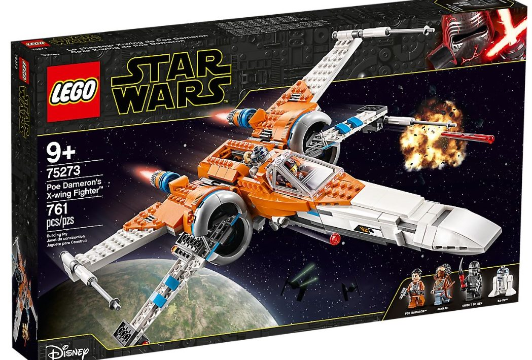 Canada Lego Poe Dameron S X Wing Harry Potter Horntail Triwizard Challenge On Sale Toys N Bricks Lego News Blog
