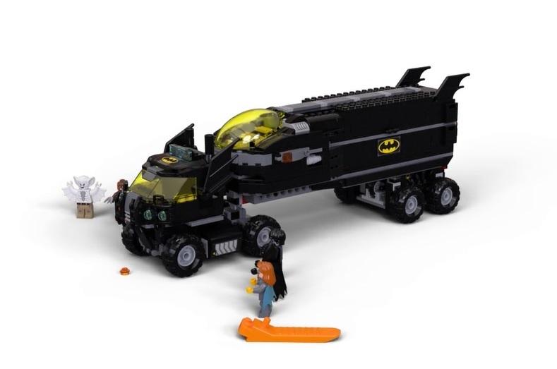 2020 Dc Comics Lego Super Heroes Batman Sets Images 76158 76159 76160 Toys N Bricks Lego News Blog