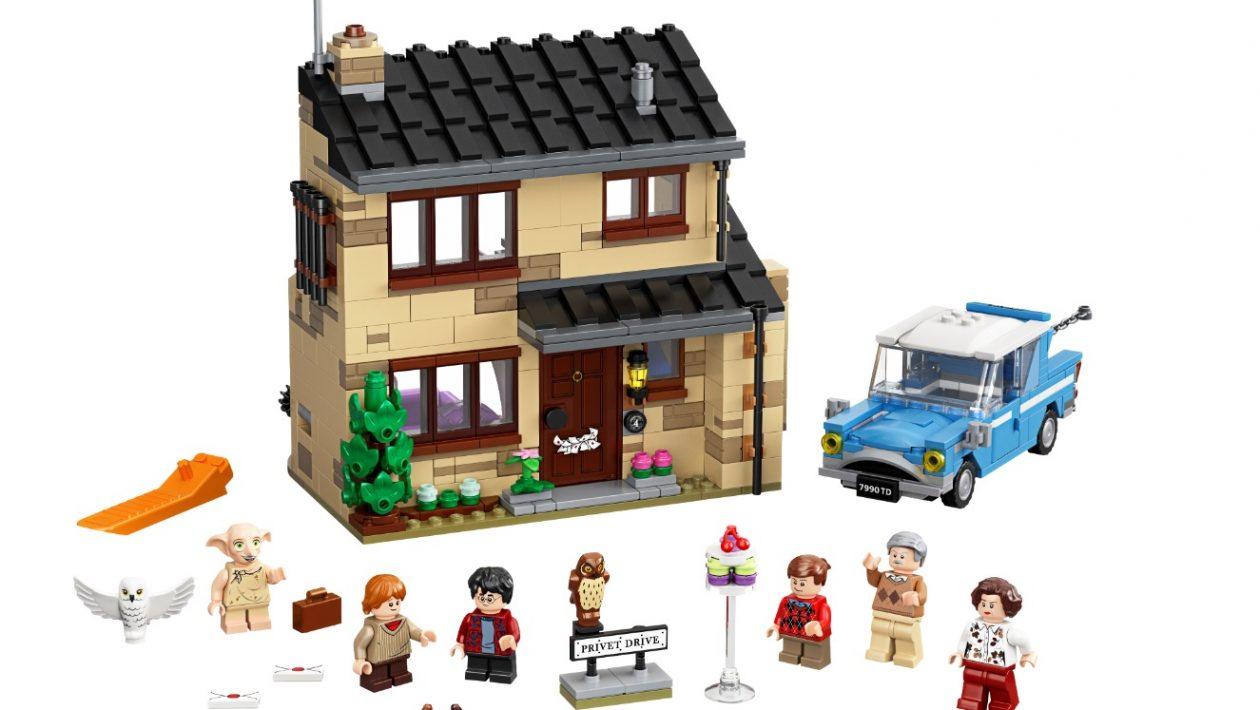 2020 Summer Lego Harry Potter Set Images 75966 75967 75968 75969