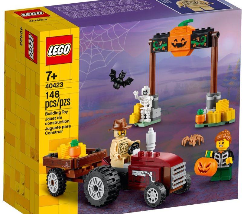 2020 Halloween Lego 2020 LEGO Halloween Seasonal Sets & Trolls World Tour Vibe City