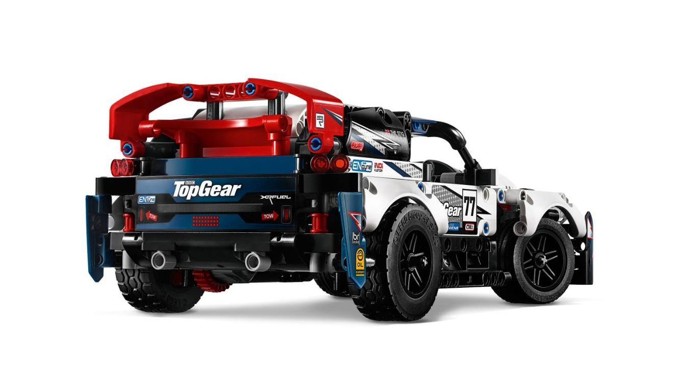 Costco Canada Online Lego Technic 42109 App Controlled Top Gear Rally Car On Sale 17 Off Toys N Bricks Lego News Blog