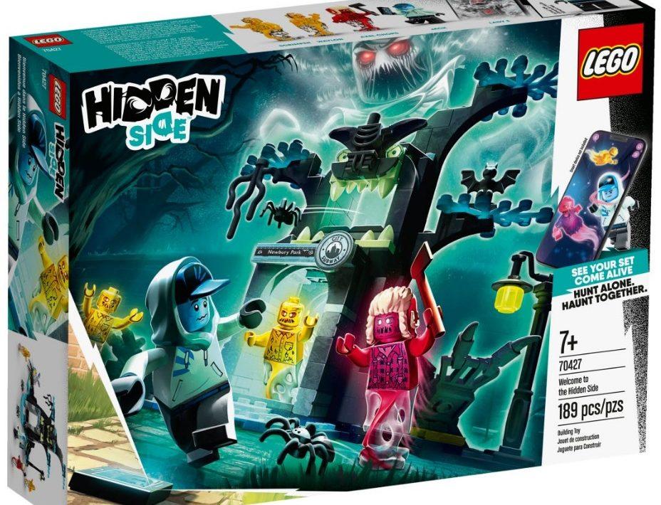 Halloween 2020 Hidden USA] Halloween 2020 LEGO Hidden Side Sets On Sale (10 20% off